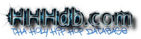Holy Hip Hop DataBase